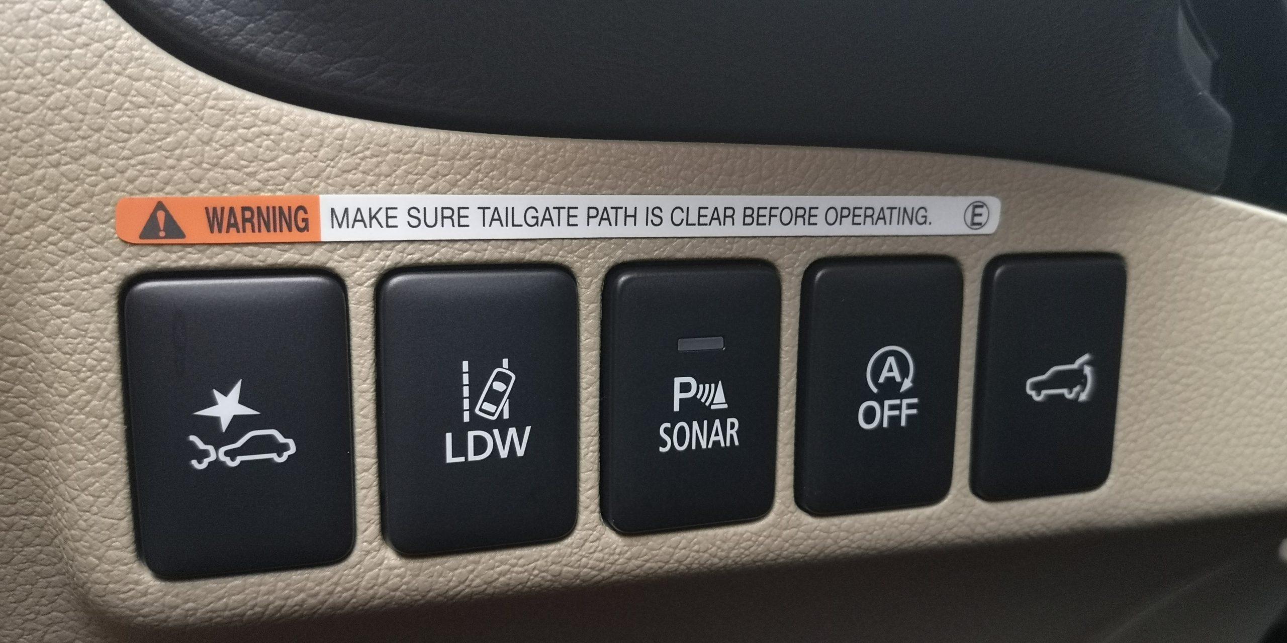Self Driving cars - sonar